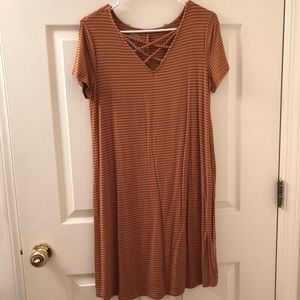 Maurices striped dress